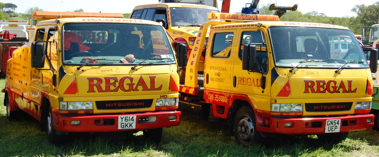 Breakdown recovery vehicles leicester